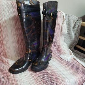 Ralph lauren summer rain boots